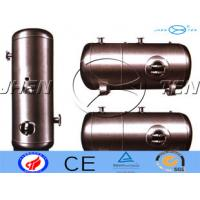 Heat Thermal  Storage Tank Stainless Steel Pressure Vessel Air / Steam Manufactures