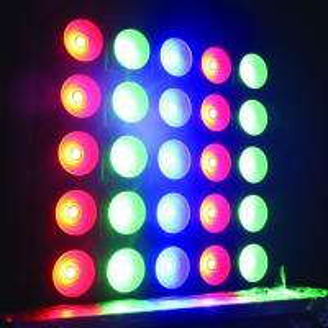 Promotional 25pcs x 30W Led wash Blinder Matrix Disco stage Light For Stage Wedding Manufactures