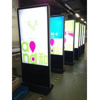 """Ipad Design HD Networking 65"""" LCD Advertising Digital Signage Display , High Brightness Manufactures"""