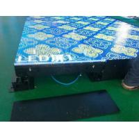 China Multifunction LED Lighted Dance Floor Panels / Interactive Led Screen Dance Floor on sale