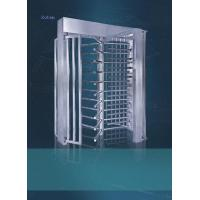 China Motorised Full Height Turnstile Gate With Access Controller / RFID Reader on sale