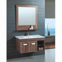 Buy cheap Bathroom Vanity/Cabinet with Fine Polished Finish from wholesalers