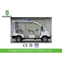 Mini Dimensions Electric Buggy With Alarm Lamp / 48V 4kW Curtis controller Manufactures