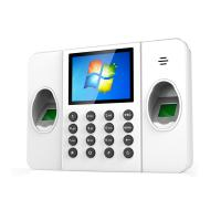 Buy cheap High Tech TCP/IP Double Fingerprint Time Attendance with Free Software for Factory C29 from wholesalers