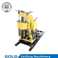 High speed rotary multi-usage core drill rig Manufactures