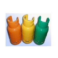 China Empty Steel LPG Container Gas Tank for household on sale