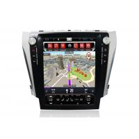 China Vertical 12.1 Inch Screen car gps navigation system , Car Stereo System Camry 2012 2016 on sale