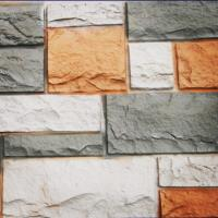 China New Modern Home Idea 3D Interior Decoration Faux Culture Stone Wall Panel 7011 on sale