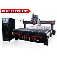2040 Auto Tool Changer CNC Oscillating Knife Spindle Sander Tool Blade Roll Paper Cutting Machine Manufactures