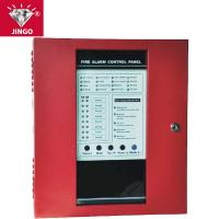 Conventional fire alarm 24V 2 wire systems controll panel 8 zones Manufactures