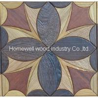 China Wenge and balsamo parquet wood flooring on sale