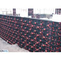 Thickness 8MM - 10MM Concrete Wall / Column Formwork Systems Manufactures