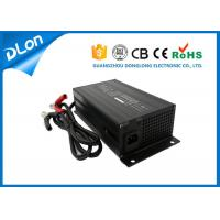 Automatic 60V 12A battery charger for lead acid / li ion / gel /agm / lifepo4 batteries Manufactures