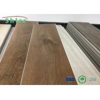 Imitation Wood SPC Vinyl Flooring SPC Sheet Embossed Sheet Vinyl Wood Flooring for sale