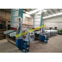China Morinte 7 rollers hosiery waste and lycra recycling machine for spinning mills on sale