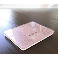 China Toughened Glass Digital Body Scale OIML III Class With Thermometer on sale