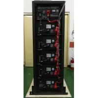 China Household Solar Energy Inverter 40V Discharge Cut - Off Voltage 5 * 5KWH Packs Parallel on sale
