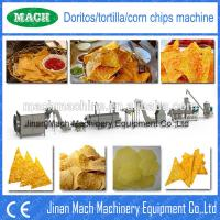 fully automatic fried tortilla cassave corn chips making machine Manufactures