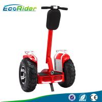 Off Road Electric Balance Scooter , Electric Segway Scooter With 4000W Brushless Motor Manufactures