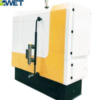 China High efficiency 500kg outdoor wood pelets steam boiler for garment industry on sale