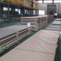 Structure Application Stainless Steel Floor Plate 304 316L 321 310S Hot Rolled 1D Finish Manufactures