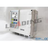 Industrial Grade Design Booster Pump Controller , Automatic Pump Control For Water Pump Manufactures