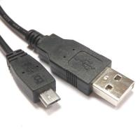 Recyclable 1.5 Meter Customized Black, White Micro Usb Cell Phone Data Cables For Phone Manufactures