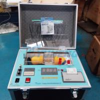 With Printer High Precision Insulation Oil Tester for Dielectric Strength Manufactures