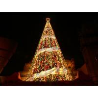 China 3-D Christmas Tree Light Commercial Christmas Light Christmas Tree LED Light Display on sale