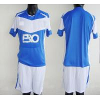 China Sublimation Football Jersey on sale