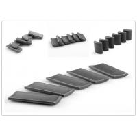 High Temp Segment Block Ferrite Magnet C5 / C7 / C8 Strong For Wind Energy Manufactures