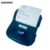 China 3 Inch Mobile Wireless Bluetooth Printer Easy Paper Loading / 80mm Paper Width on sale
