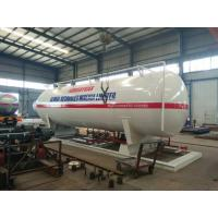 China Customized 20000L LPG Storage Tanks CSC2018005 10 Tons LPG Gas Refilling Plant on sale