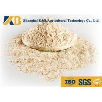 China No Agglomeration Or Mildew Brown Rice Powder For Pet Feeding Addictive on sale
