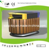 Park Table and Chair and Dustbin (KQ10186B) Manufactures