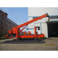 Robot Machine 200 Ton Hydraulic Static Pile Driver Manufactures