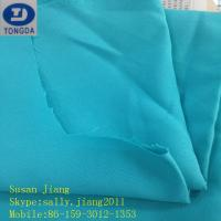 "T/R dyed garment fabric for suit 32/2x32/2 56x48 58"" Manufactures"