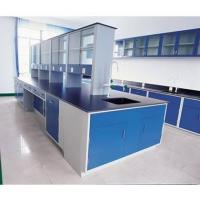 Lab Furniture/All steel laboratory central bench/Steel lab central table Manufactures