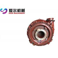 14/12G-G Heavy Duty Sludge Sand Dredging Pump Suitable To Warman Sand Pump Manufactures