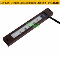 12V LED Under Rail Light for Deck balusters lighting LED Hardscape Lighting for under deck rail light Post cap light Manufactures