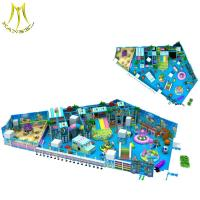 Quality Hansel  commercial china factory kids indoor playground equipment for sale