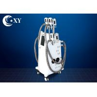 Ce Certificate Salon Cryolipolysis Slimming Machine For Fat Loss Manufactures
