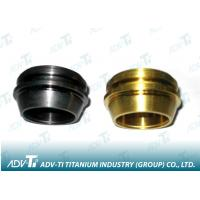 High quality zirconium investment casting parts Round Titanium Investment Casting Manufactures