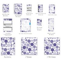 Mixed Navy Dots Series Manufactures