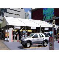 China 10m X 20m Customized Party Tents , Outside Exhibition Tent For 100 People on sale
