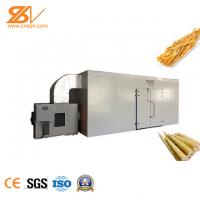 Strong Industrial Hot Air Dryer Bamboo Shoots Vegetable Drying Equipment Manufactures