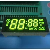 Green 7 Segment Display Common Cathode for Timer Control Customized Manufactures