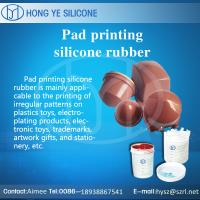 China liquid silicone for pad printing design on sale