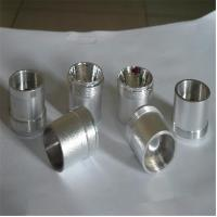 Small Pipe Custom Stainless Steel Machined Parts with Thread , CNC Machining Service Manufactures