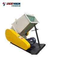 Automatic Recycling Plastic Auxiliary Machine PET Bottle Crusher Grind Manufactures